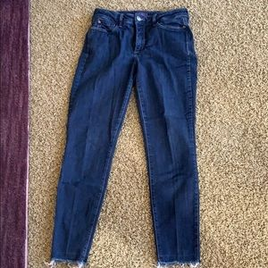 NYDJ Ami Skinny Leggings Dark Wash sz 6